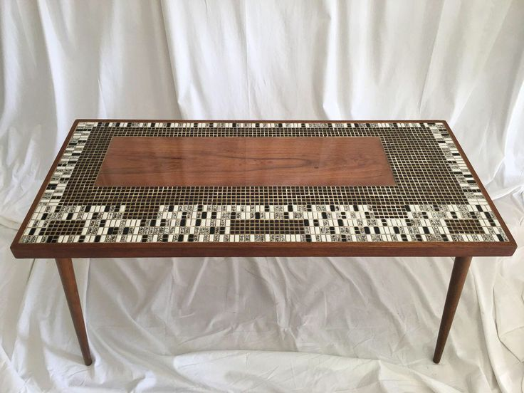 Mid-Century Scandinavian Coffee Table on Chairish.com