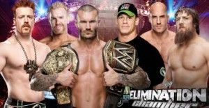 Watch Online and Download Latest and Exclusive HD Quality Full Show Videos. WWE Elimination Chamber Live Streaming with their Matches Results of 23rd February 2014 Live and Free, It will take place on February 23, 2014 at the Target Center in Minneapolis, Minnesota. It will be the Second WWE pay-per-view in the 2014 line-up and will feature the Annual Elimination Chamber match.
