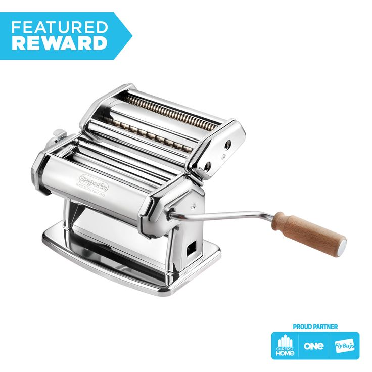 Imperia Italian-Made Domestic Pasta Machine #flybuysnz #590points #OFHNZ