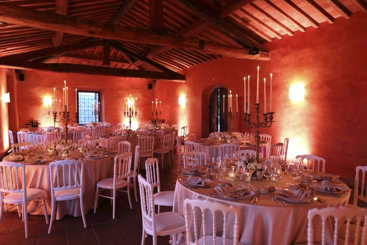 Blanc Signature Weddings: Classically Elegant in Chianti