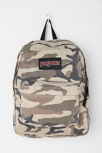 Jansport Camo Backpack