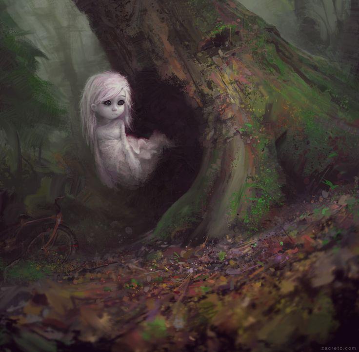 A Spirit by Zac Retz