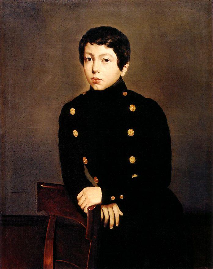 Theodore Chasseriau  1819-1856