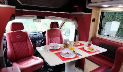 Campervan hire UK with a difference! Quirky Campers offers you beautiful, handmade campervans and caravans to rent at locations around the country.