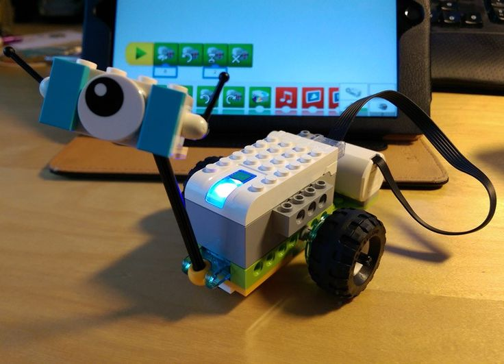 Lego WeDo 2.0 Launched for Primary STEM Projects
