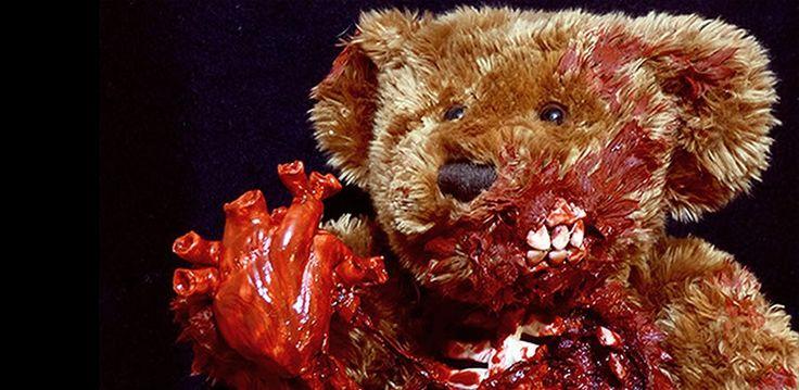 Los osos zombies para San Valentín