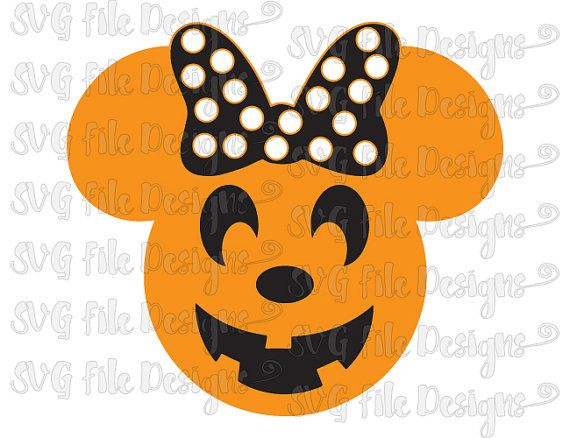 71 Best Disney Halloween SVG Cutting Files / Printable