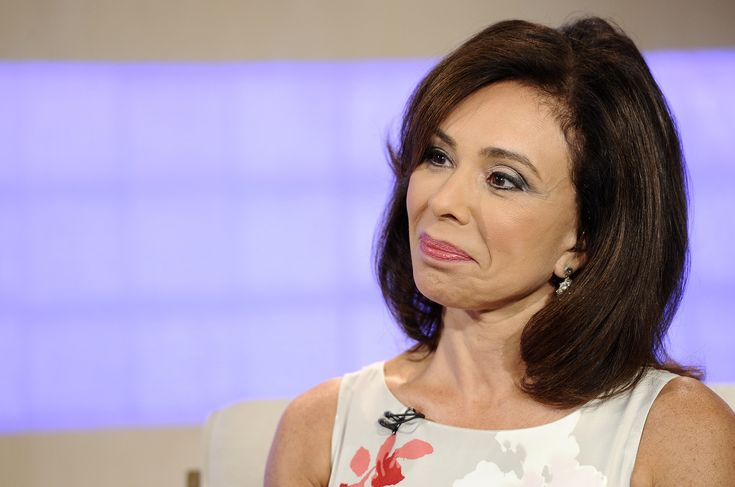 """In a recent opening speech on Fox News Channel's """"Justice,"""" former judge Jeanine Pirro stated that President Trump proved to be"""