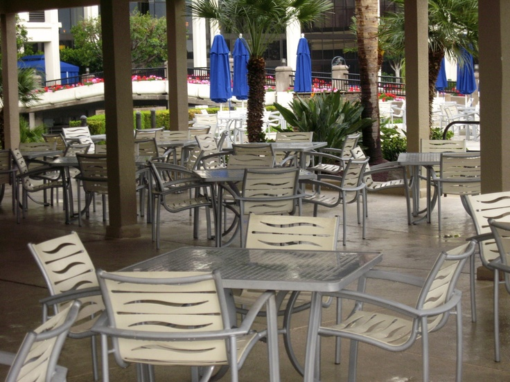 Elance EZ Span™ At The JW Marriott Resort And Spa. Palm DesertResort Spa Outdoor DiningOutdoor FurnitureDesertsPalmsCommercial