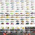 ﹩21.99. Fishing Lures Baits Crankbait Assorted Spoon Spinner Bass Swimbait Multi-jointed    Fishing Type - Saltwater Fishing, Fish Species - Bass, Quantity - Single or multiple packaging mix, Shape - Fish / Fog, Material - Silicone, Plastic, Metal, Type 1 - Bait, Fishing Lures, Fishing Hooks, Bionic bait, Type 2 - Spinners Spoons Tackle, Fishing Gear, Minnow Hook, Type 3 - Jerkbait,Crankbait,Angeln Lure bait,Swimbait