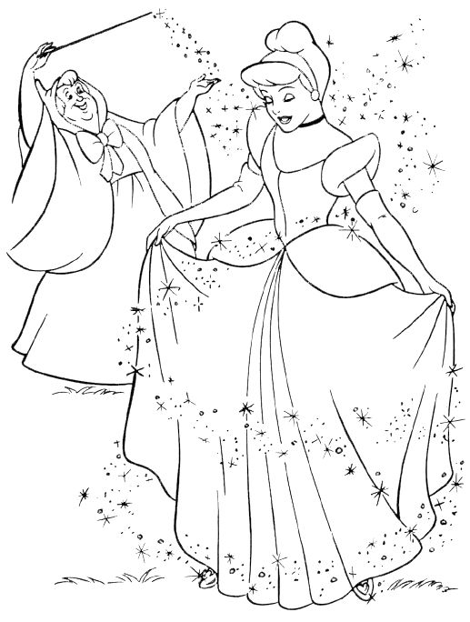 disney coloring picture 277