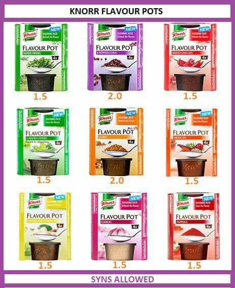 Knorr stock pots