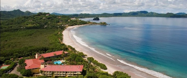 The Flamingo Beach Resort sits on Playa Flamingo on the northwest coast of Costa Rica. This intimate oasis is set on the white sands of Flamingo…
