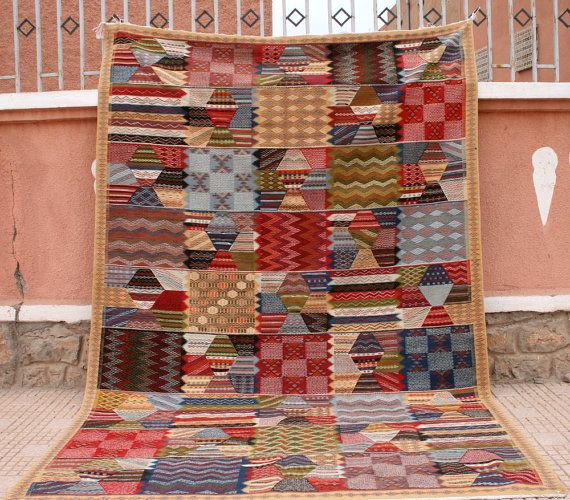 13 Best Patchwork Rug Images On Pinterest