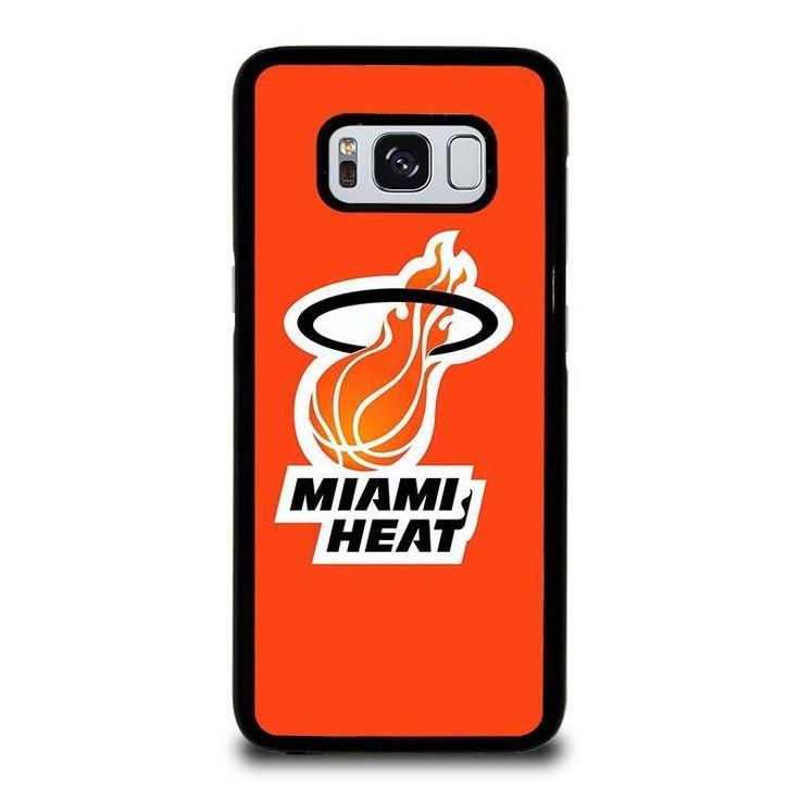 MIAMI HEAT NBA Samsung Galaxy S3 S4 S5 S6 S6 Egde S6 Edge Plus S7 S7 Edge S8 S8 Plus Note 3 4 5 8