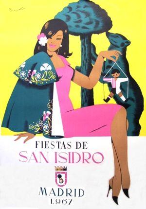 Fiestas de San Isidro * Madrid 1967