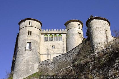 molise, castello, carpinone, isernia,