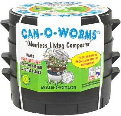 Can O Worms vermicomposter