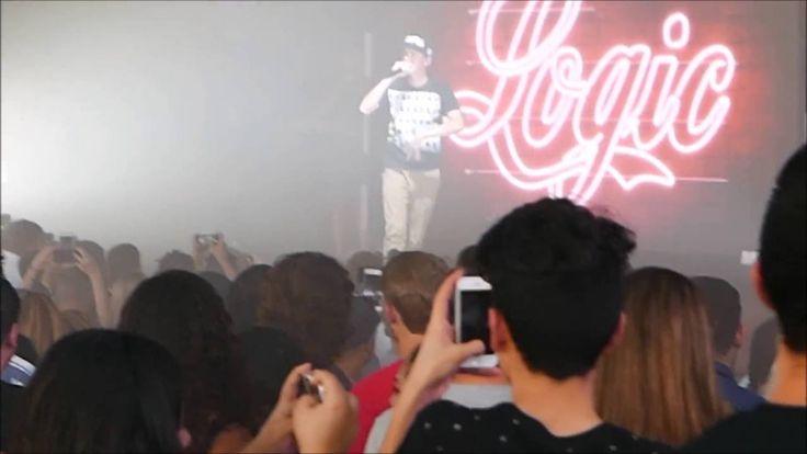 Logic Live Houston, Texas | The Endless Summer Tour 2016 - YouTube
