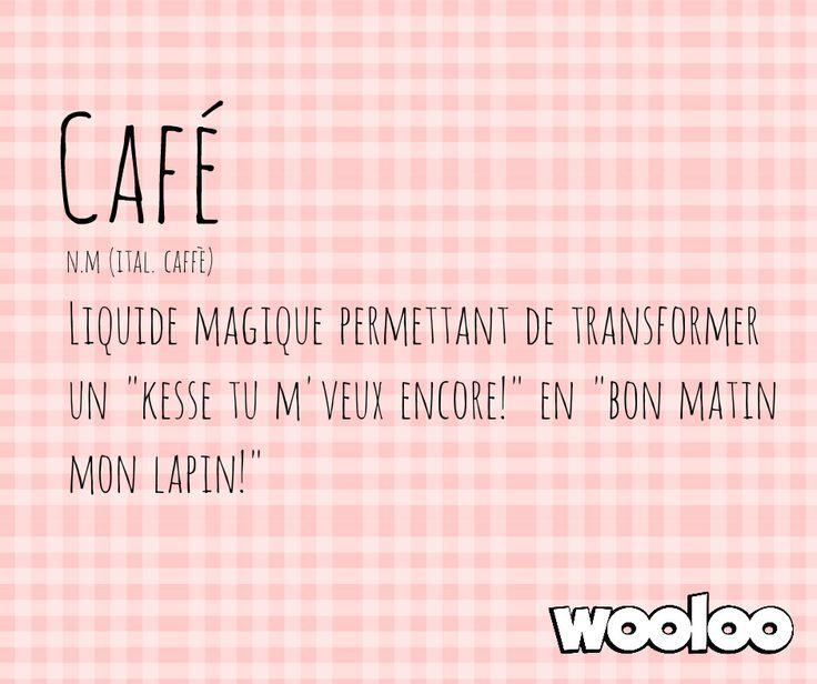 Le café #citation #quote #funny #maman #mom