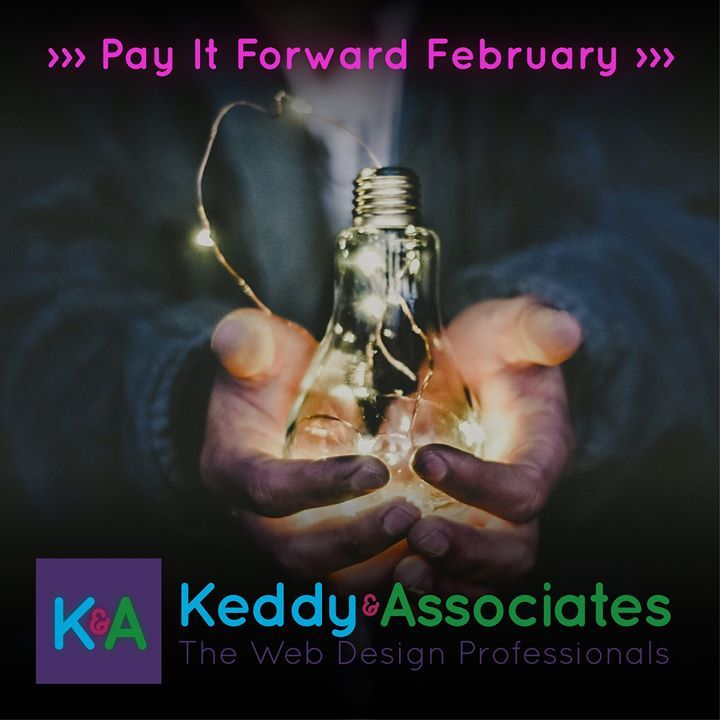 We're looking for YOU to #nominate a #local #charity that is deserving and in need of a new #website! We're offering select nominated charities a complete #webdesign package completely #free during #PayItForwardFebruary! http://ift.tt/2H3H3al #PayItForward #Charity #4Charity #Donate #Causes #NonProfit #DoGood #volunteer #activism #fundraising #philanthropy #SocialGood #advocacy #changemakers #CSR #giveback #humanity #impact #notforprofit #volunteering #4change #socialbusiness…