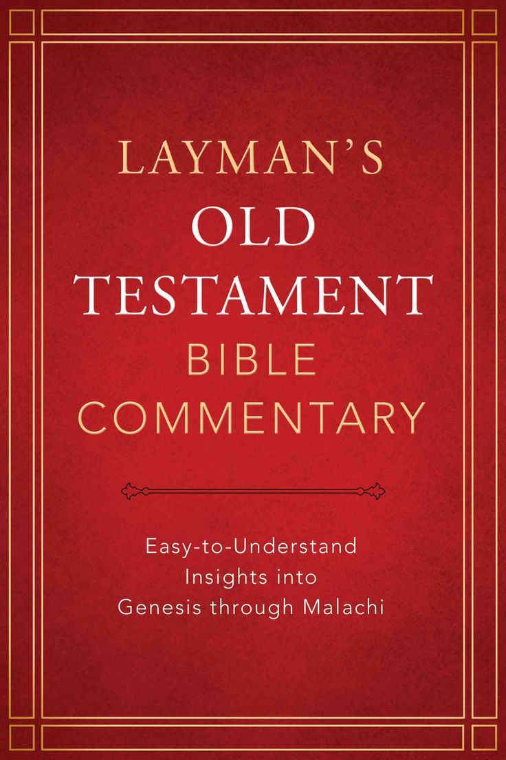 Best 25 free bible commentary ideas on pinterest bible laymans old testament bible commentary easy to understand insights into genesis through malachi fandeluxe Gallery