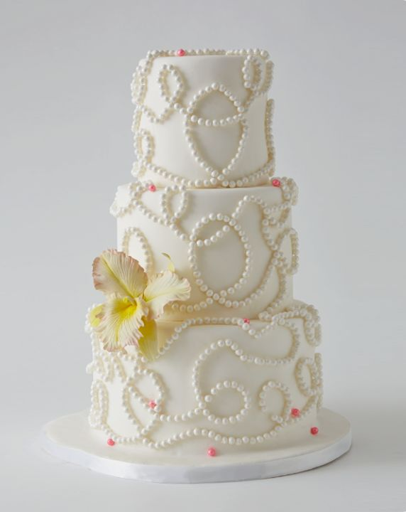 Pearl Strands For Cake Decorating