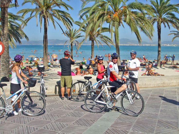 The beautiful coastline of Mallorca, Mallorca Cycling