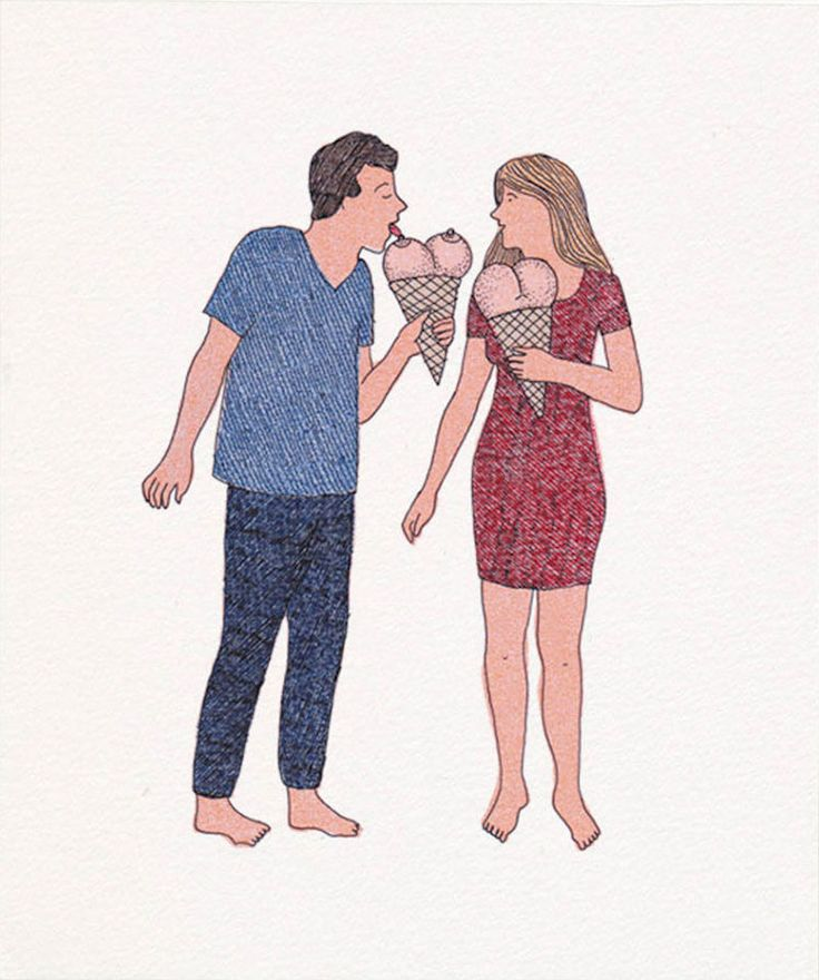 Erotic Illustrations By Marion Fayolle | iGNANT.de