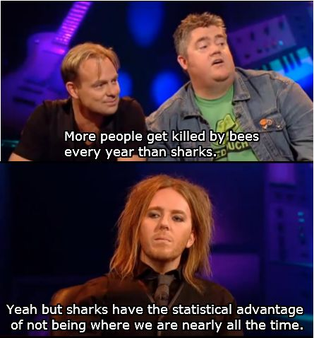 Oh, Tim Minchin, you clever bastard.