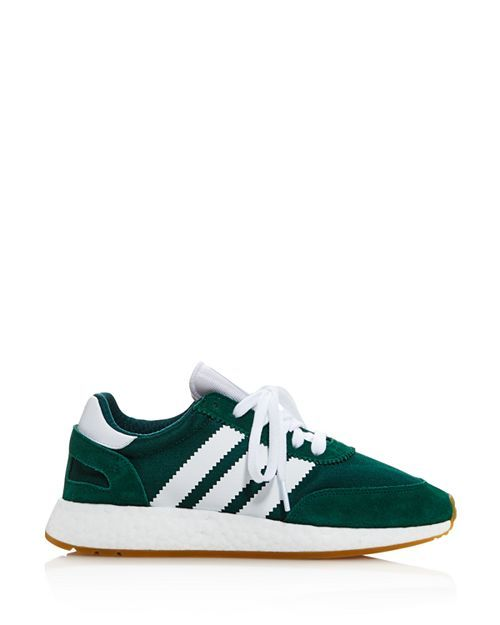 adidas Women's I 5923 Low Top Sneakers in Dark Green