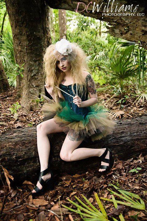 tutu skirt Adult Peek a boo mini camo army costume hippie fairy halloween dance -- You Choose Size -- Sisters of the Moon- halloween