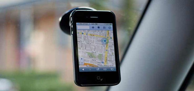 giv bilentusiasten en iphone holder til bilen