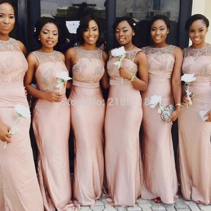 Cheap rose gold bridesmaid dress, Buy Quality gold bridesmaid dresses directly from China bridesmaid dresses Suppliers: 2016 Chiffon Lace Burgundy Mermaid Bridesmaid Dresses Long Sleeve Appliques Beaded Plus Size Maid Of Honor long bridesma