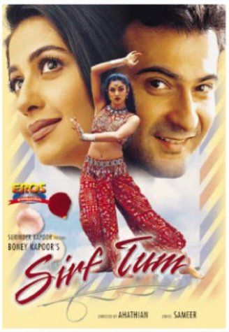 Sirf Tum (1999) Cast and Crew Information Director: Ahathian Writer: Ahathian Cast: Sanjay Kapoor, Priya Gill, Sushmita Sen, Mohnish Bahl, Salman Khan, Jackie Shroff, Johnny Lever, Kader Khan, Genres: Romance, Drama Language: Hindi Country: India Movie Length: 2h 30min Release Date: June 11, 1999 Sirf Tum (1999) Hindi Full Movie Watch Online Free Watch Full Movie on YoutubeWatch Full Movie on Cloudy