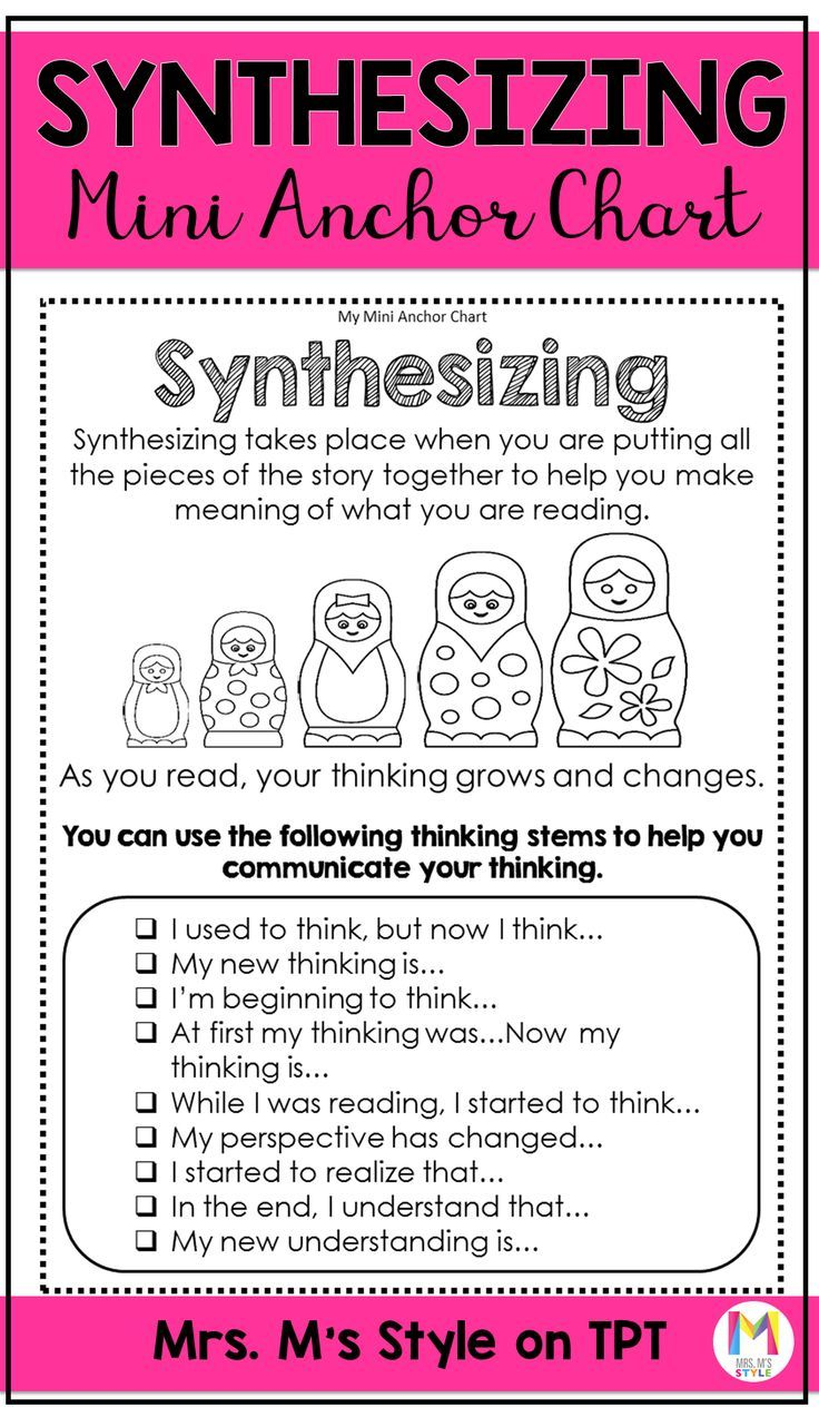 Reading Strategies Posters and Anchor Charts   Teaching reading  comprehension [ 1273 x 736 Pixel ]