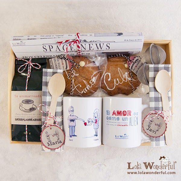 Lola Wonderful_Blog: Regalos para parejas de enamorados, personalizados