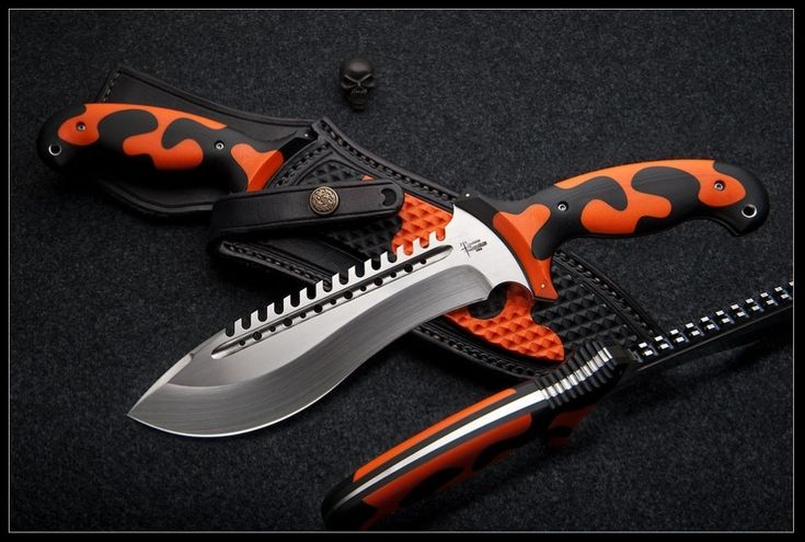 Moje noże - Marcin K. [Prototyp rękojeści EDCv2] :: knives.pl - ostra dyskusja