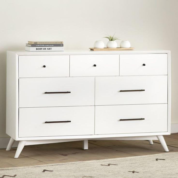 Parocela 7 Drawer Dresser In 2019 7 Drawer Dresser
