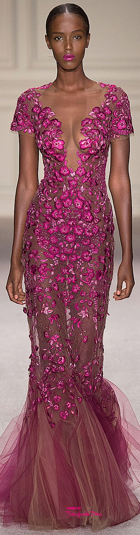 453 best Marchesa images on Pinterest | High fashion, Lace and ...