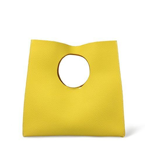 New Trending Clutch Bags: Hoxis Vintage Minimalist Style Soft Pu Leather Handbag Clutch Small Tote (Yellow). Hoxis Vintage Minimalist Style Soft Pu Leather Handbag Clutch Small Tote (Yellow)  Special Offer: $16.90  244 Reviews Our commitment is to offering the latest trends in purses and other first-rate lady bags. Our range of products are for professional or casual use, and we have products...