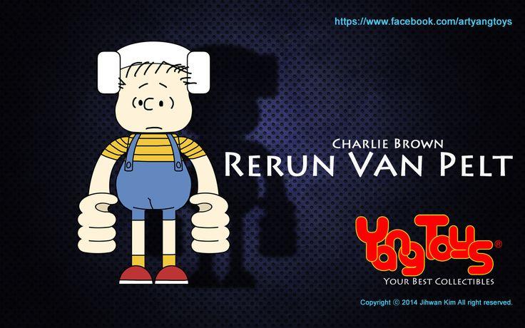 Charlie Brown - Rerun Van Pelt