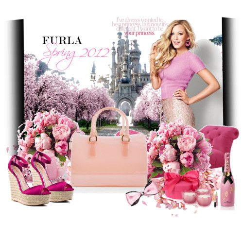 This is Mei Kwan :): Furla Candy Bag