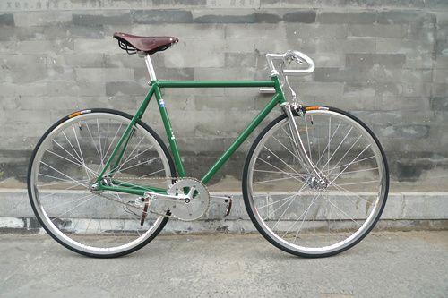 Custom-made Bikes 定制的车