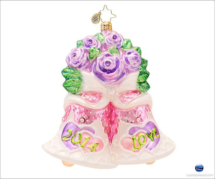 Christopher Radko Bells Will Be Ringing Christmas Ornament | Christopher radko ornaments ...