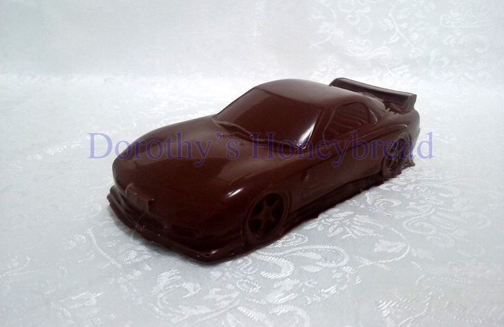 Mazda RX-7 FD3S series 8 Medium scale (unpainted)
