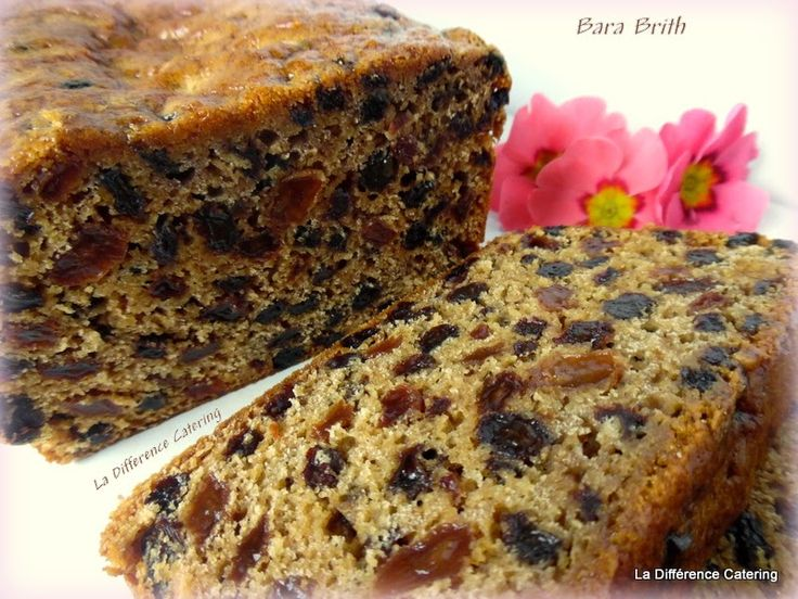 La Différence: Bara Brith aka  Welsh Tea Bread Low Low fat