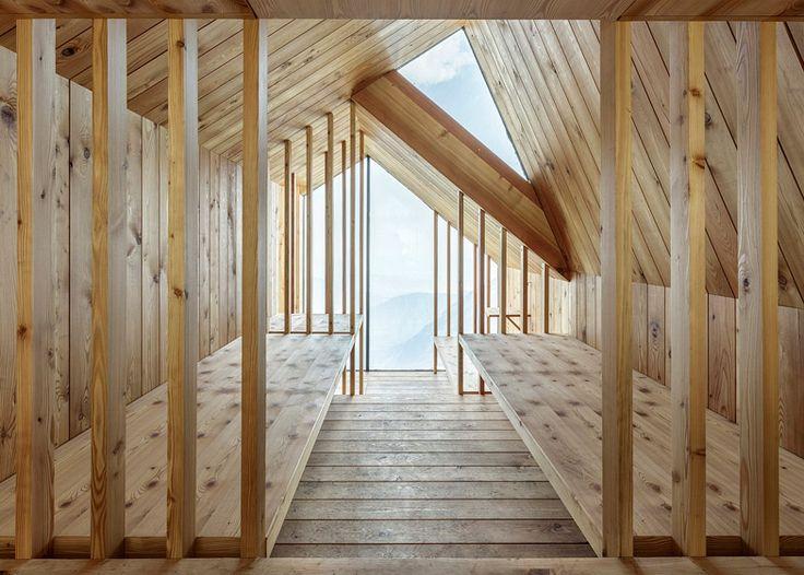Finally, a Mountain Hut That Looks OK