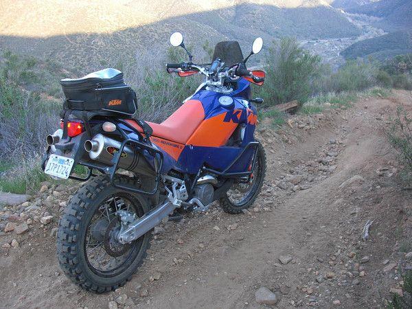 KTM 950 or 990 Adventure