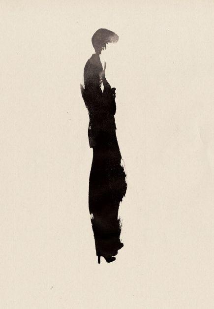 Fashion illustrator Aurore de La Morinerie, Paris. Ink watercolor etching print. Illustratrice de mode. Illustrations dessinées à la main. Encre aquarelle monotype. Agent and Artists.